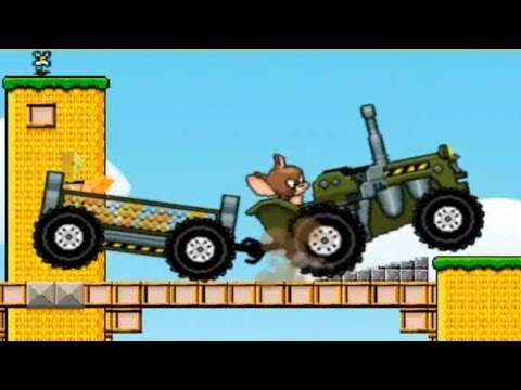 TOM AND JERRY - Tractor2