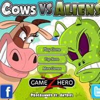 Cows VS Aliens