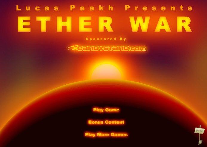 ETHER WAR