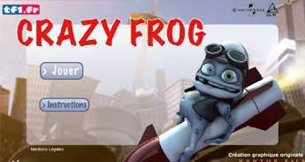Crazy frog