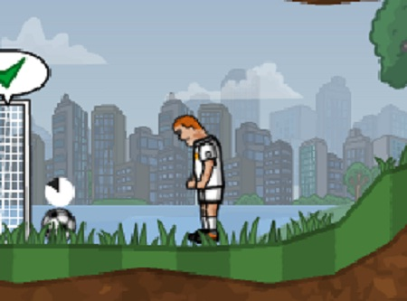 Soccer balls-2: New Levels