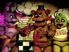 Five nights at Teddy's ( flash)