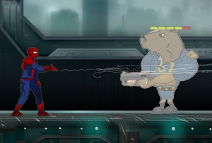 Ultimate Spider- Man