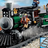 Lego City Train