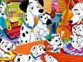 Dalmatians Rotate Puzzle