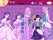 Disney Princess and Friends - Hidden Treasures