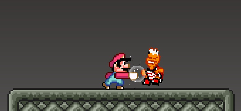 Mario Combat