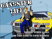"""GTA: Gangster Life&..."