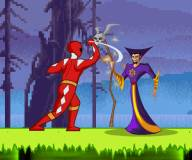 Power Ranger Fight