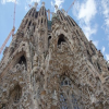 Cathedral Sagrada Familia...