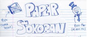 Paper Sokoban