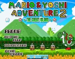 Mario & Yoshi Adventu...
