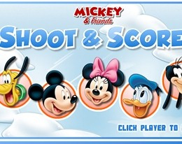 Mickey and Friends Shoot ...