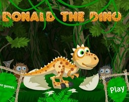 Donald The Dino