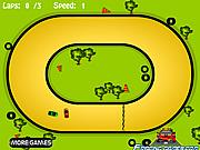 Tap Car Race