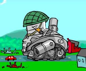 funny Tanks