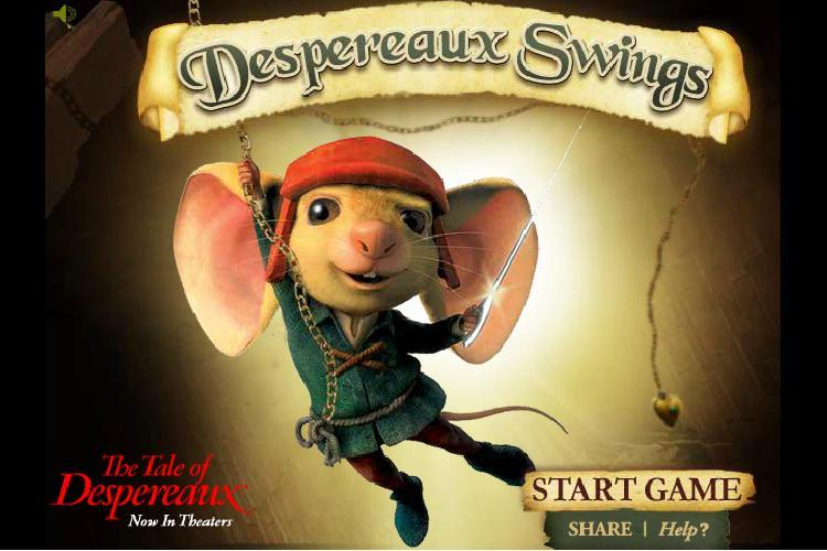 Despero Swings