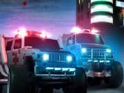 Rush ambulance
