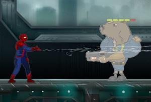 Ultimate Spider- Man