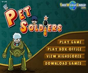 Pet Soldiers