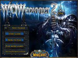 World of Warcraft Connect...