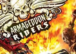 ARMAGEDDON Riders Light