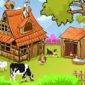 Stray Cow Escape