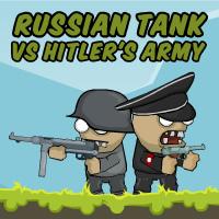 Russian tank vs Hitlers a...