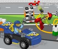 LEGOВ® JUNIORS RACE