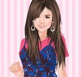 Selena Gomez Travels to I...