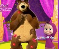 Masha and the Messy Bear