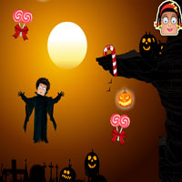 Sam Halloween journey