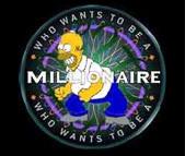Simpson plays a millionai...