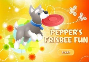 Peppers Frisbee